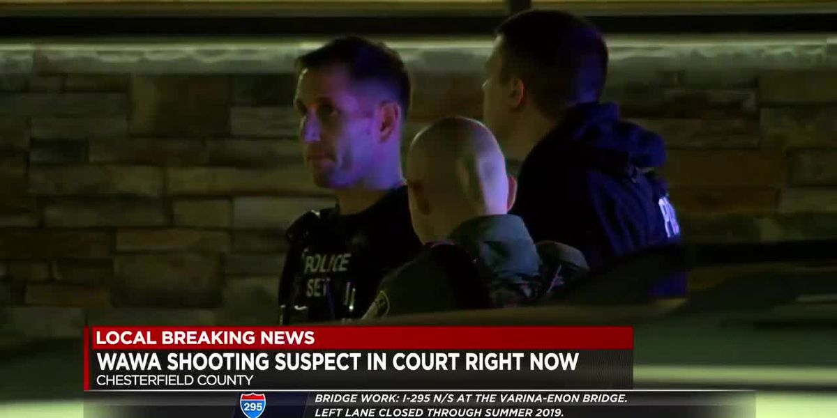 Wawa shooting suspect appears in court