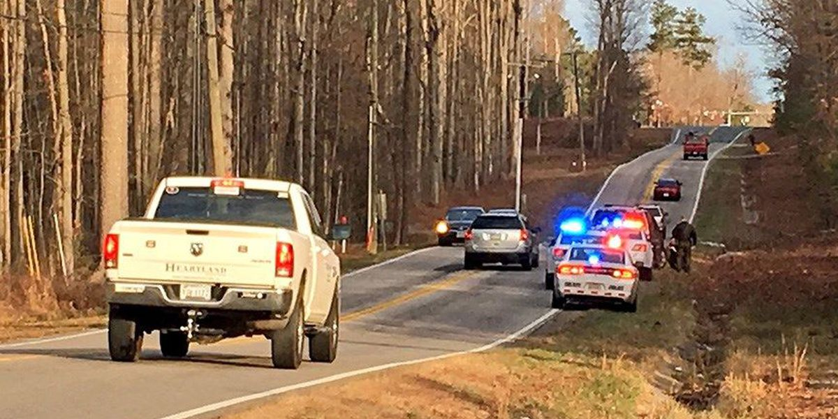 Chesterfield high school student sent to hospital after being hit by vehicle