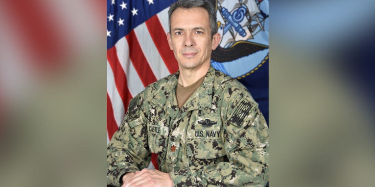 Richmond Navy reserve officer receives prestigious credential while deployed