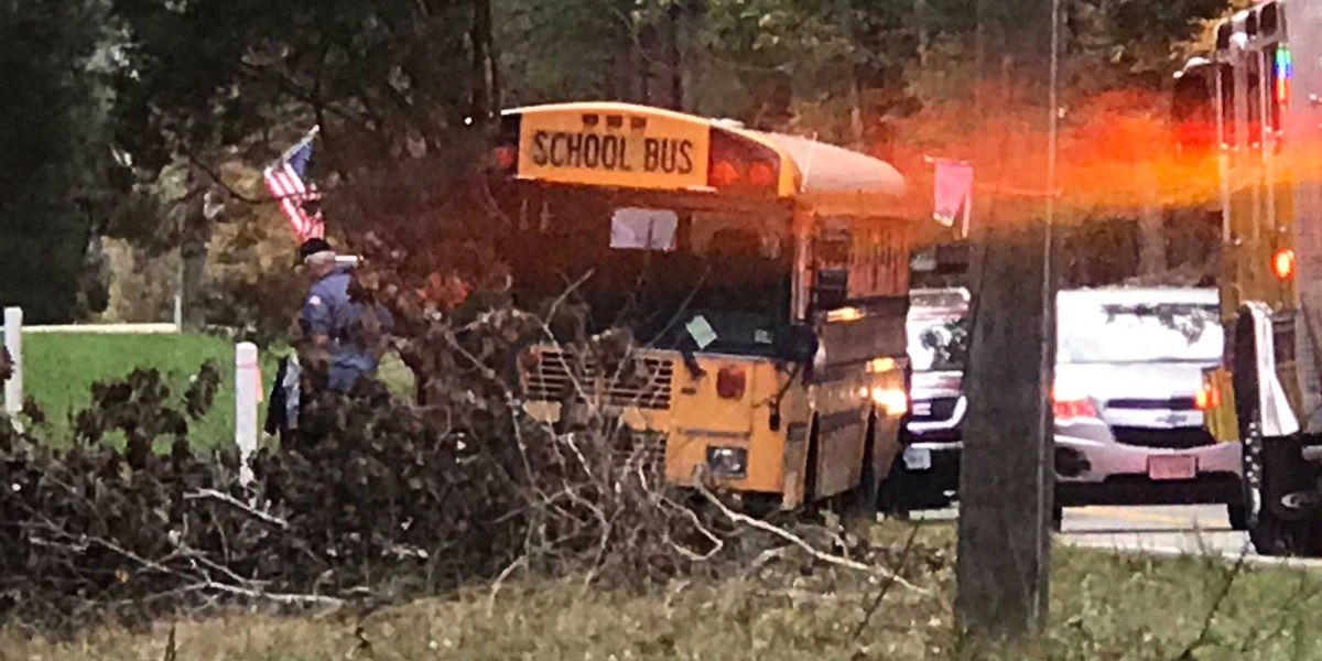 Bus driver no longer employed by Chesterfield Schools after crash