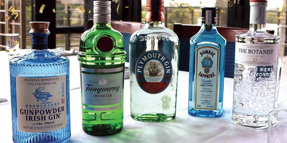 Virginia ABC offers 20% off gin