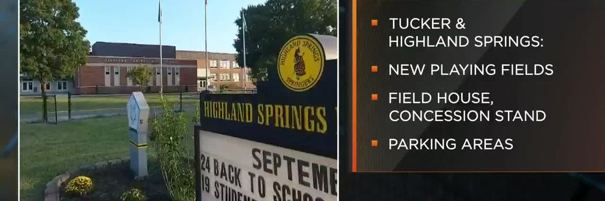 Henrico leaders approve new high schools