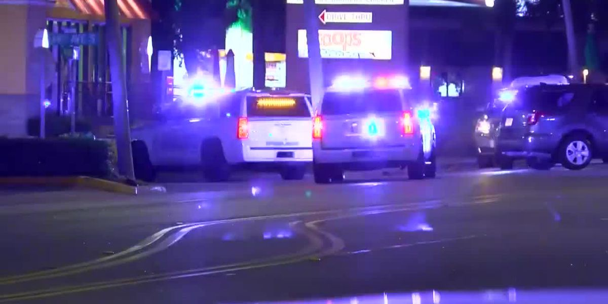 Coroner's office identifies suspect killed in shooting that took Myrtle Beach officer's life