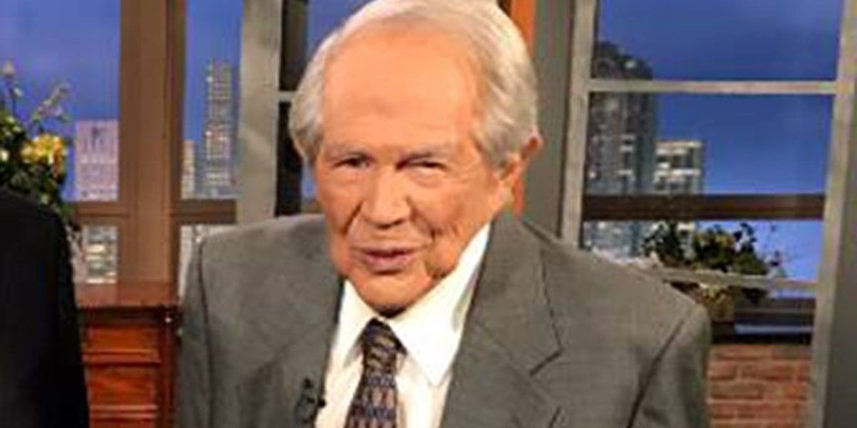 Pat Robertson recovering after suffering a stroke