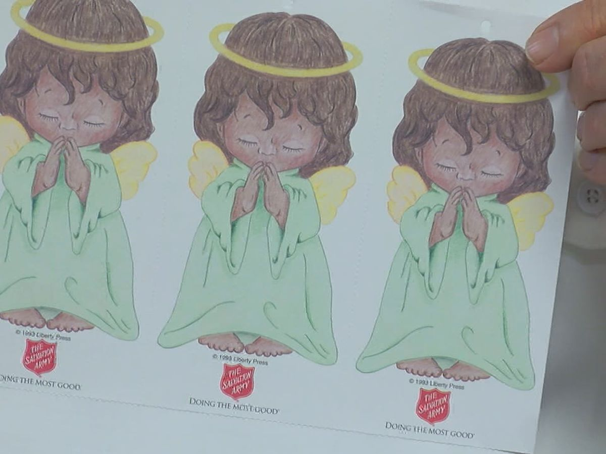 Everything you need to know this holiday season about the Angel Tree assistance program