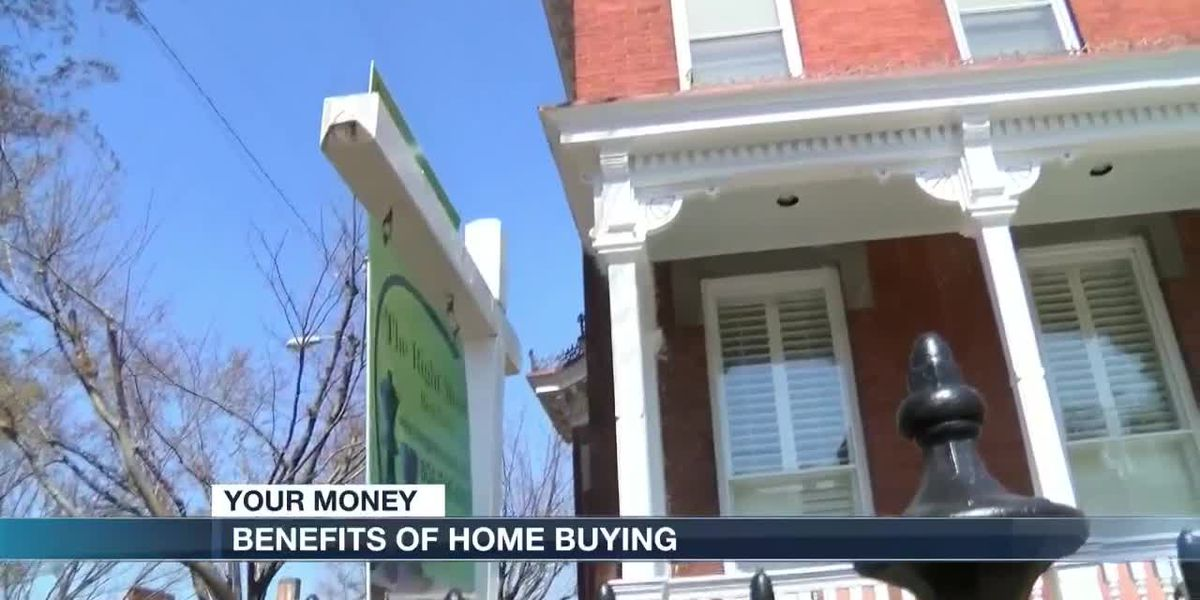 Benefits of home buying