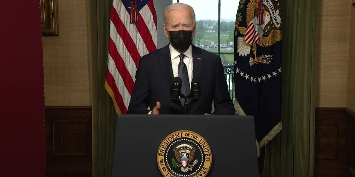 LIVE: Biden news conference with Japan PM