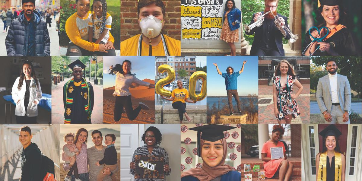 VCU to host virtual commencement celebrations on Friday