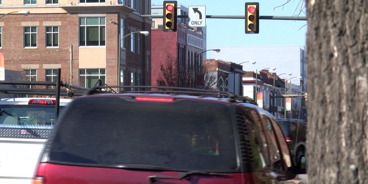Traffic relief: Richmond to re-sync all downtown traffic lights