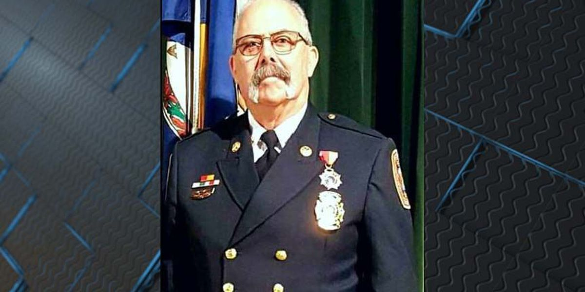 Firefighters across East Coast rally to support Richmond Fire Marshal battling cancer