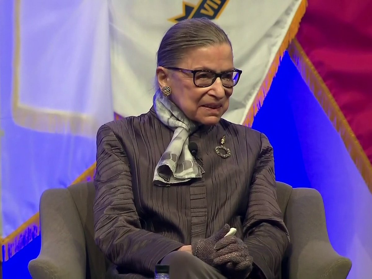 Legal analyst explains next steps following Jusitce Ginsberg's passing