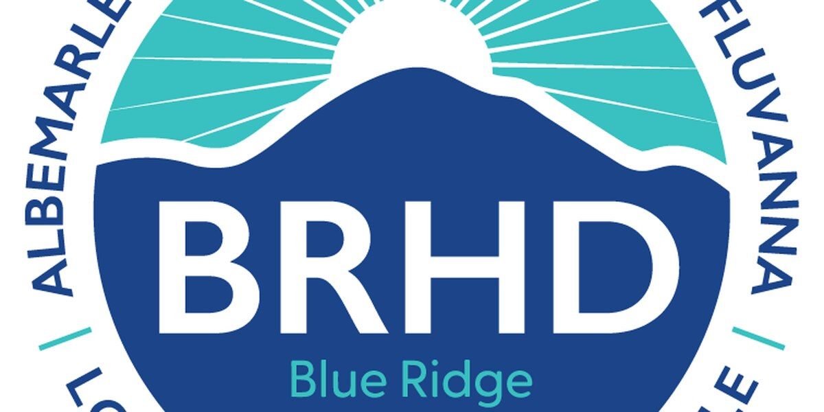 Thomas Jefferson Health District changing its name to Blue Ridge Health District