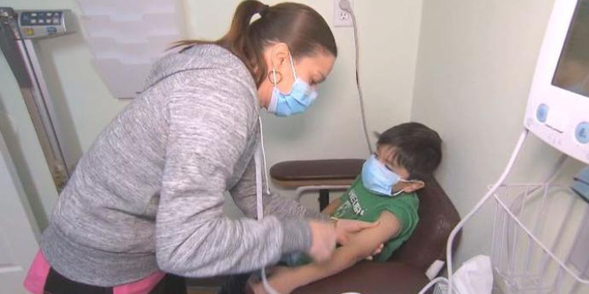 CDC releases new numbers on flu activity