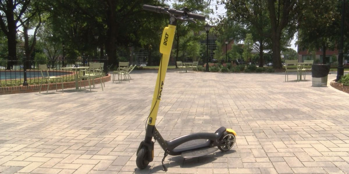 Electric scooters return to Richmond