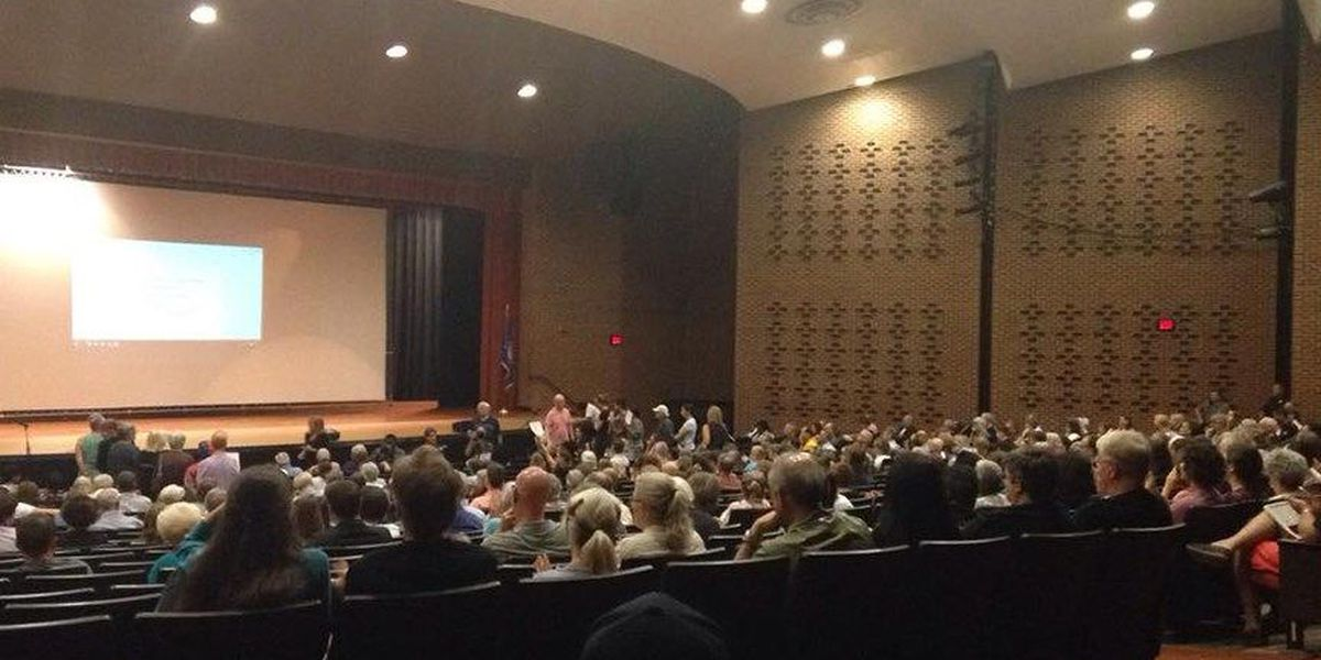 Residents sound off at Department of Justice forum in Charlottesville