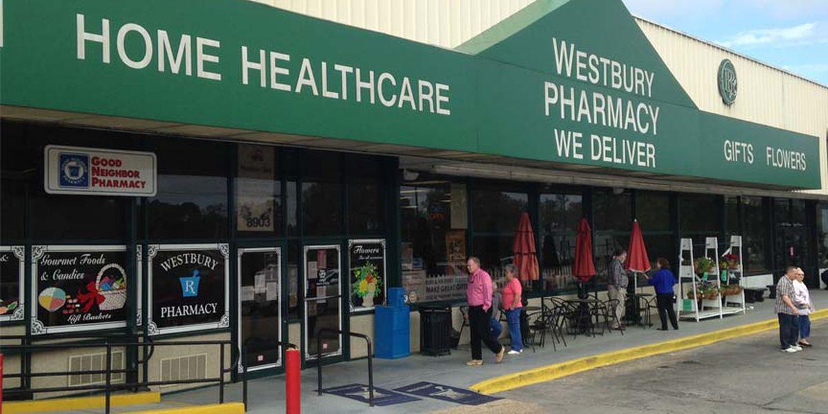 Westbury Pharmacy permit, pharmacist's license revoked