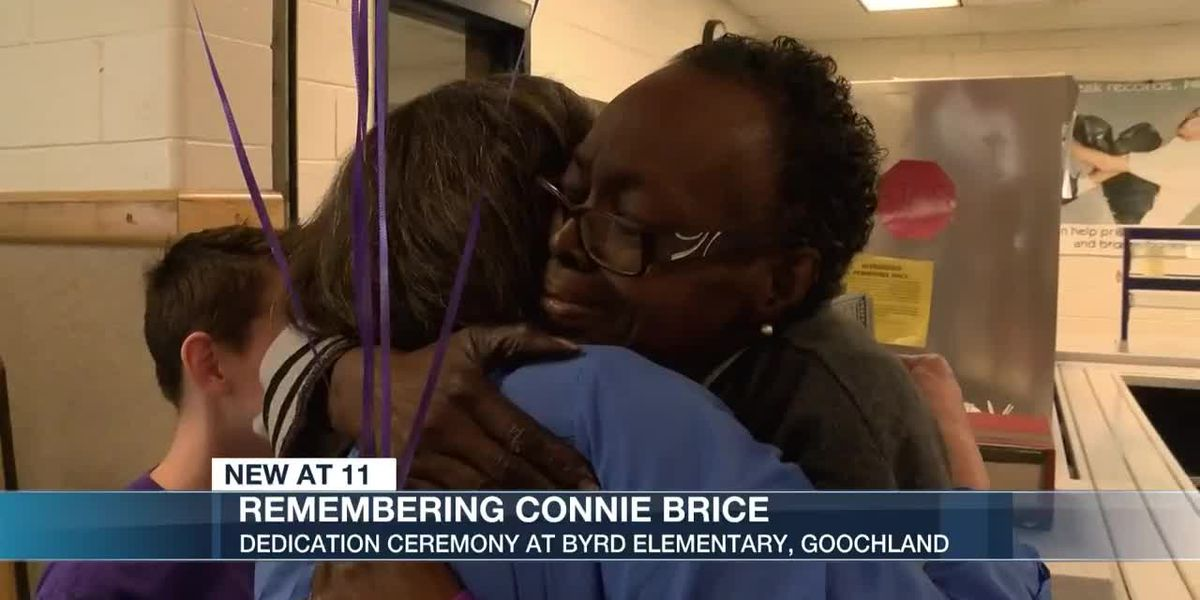 Cafeteria renamed in beloved Goochland woman's honor