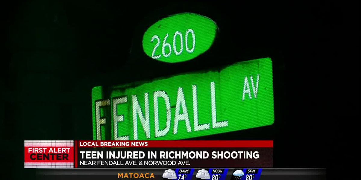 17-year-old shot in Richmond