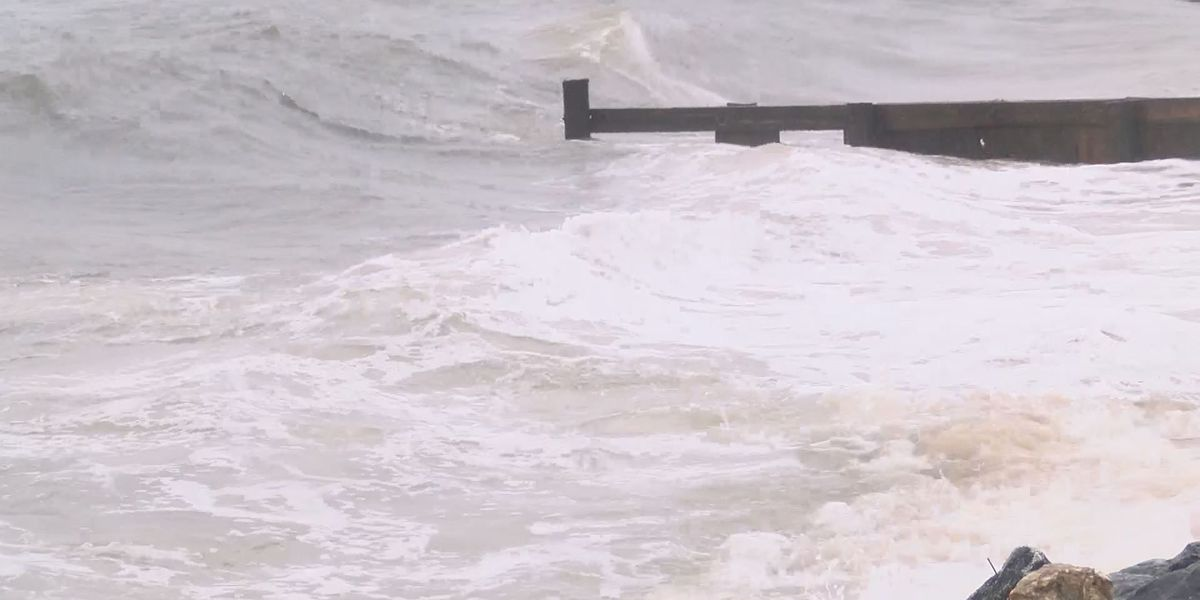 Deltaville residents relieved area avoided major flooding during coastal storm