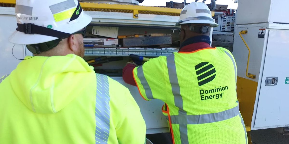 Dominion preparing for snow-related power outages