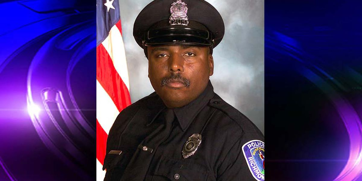 Donations for Richmond PD officer William Turner