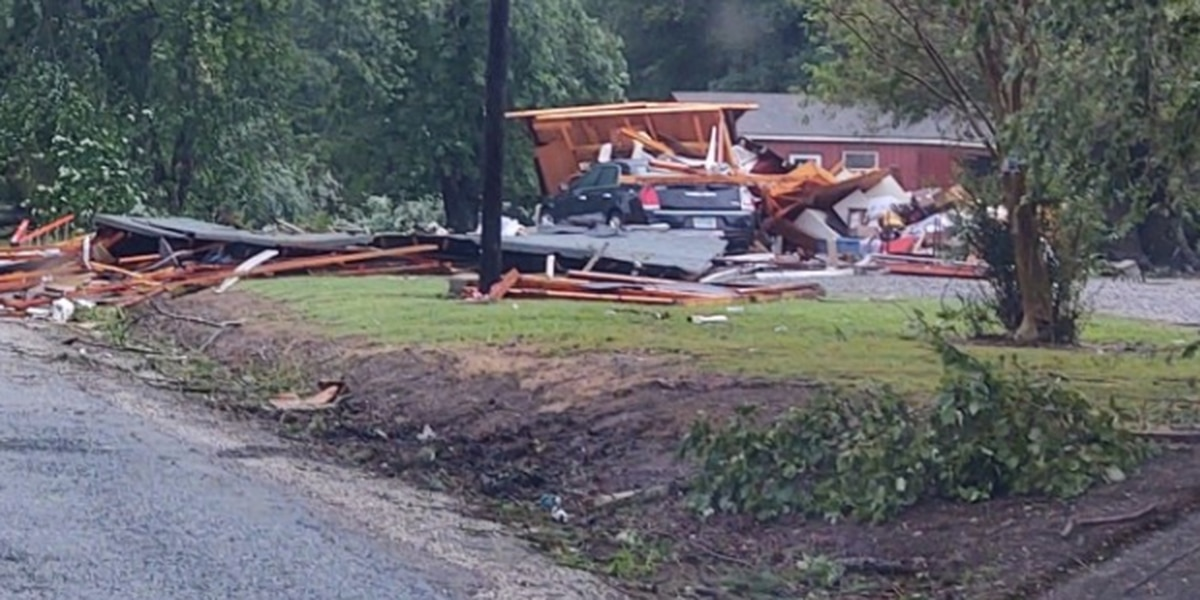 State police assist residents in Northern Neck after storm