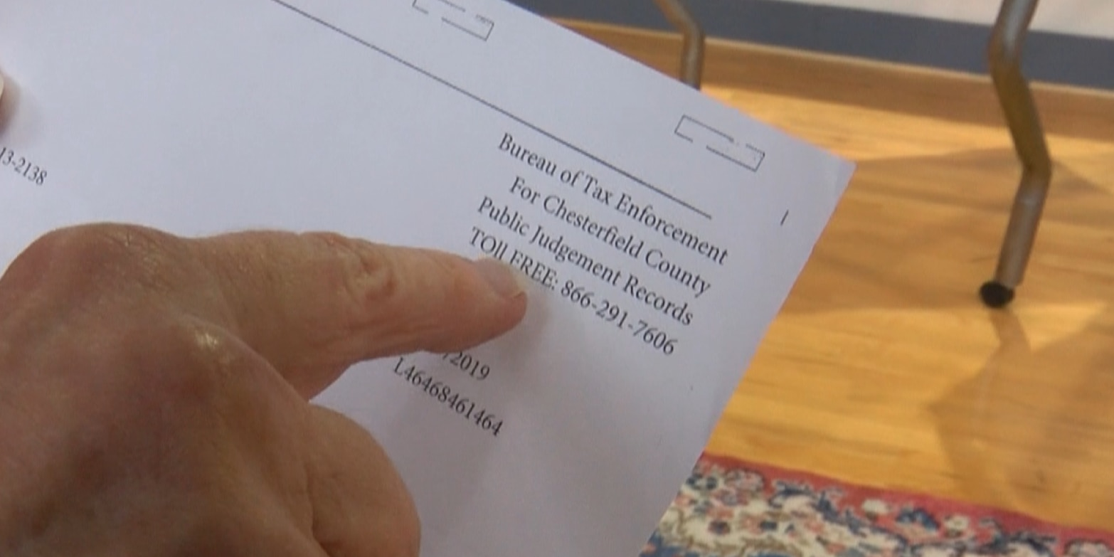Law enforcement warns of tax letter scam