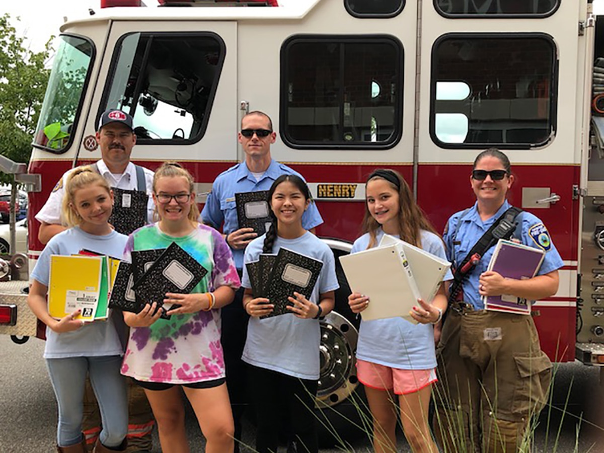 Hanover Youth Service Council collects over 11K school supplies
