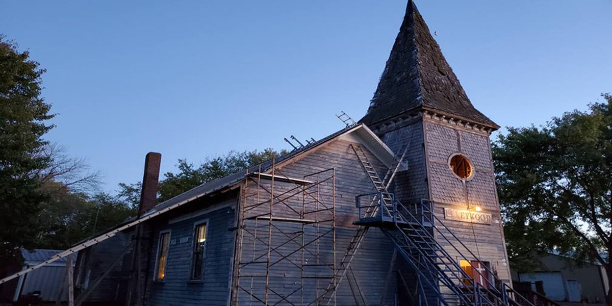 Paranormal convention to benefit restoration efforts of historic Virginia church