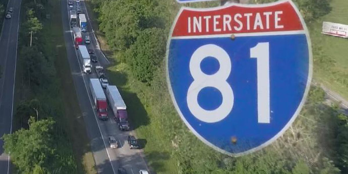 Virginia lawmakers approve funding to upgrade Interstate 81