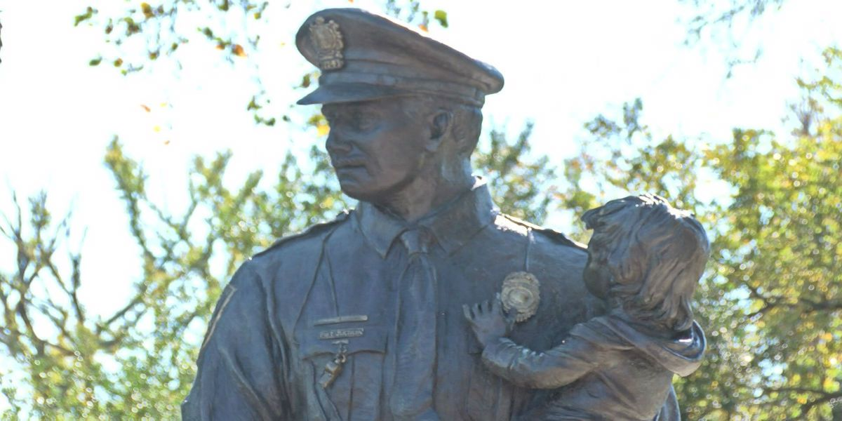 'Police Memorial Way' to be dedicated Tuesday in Richmond