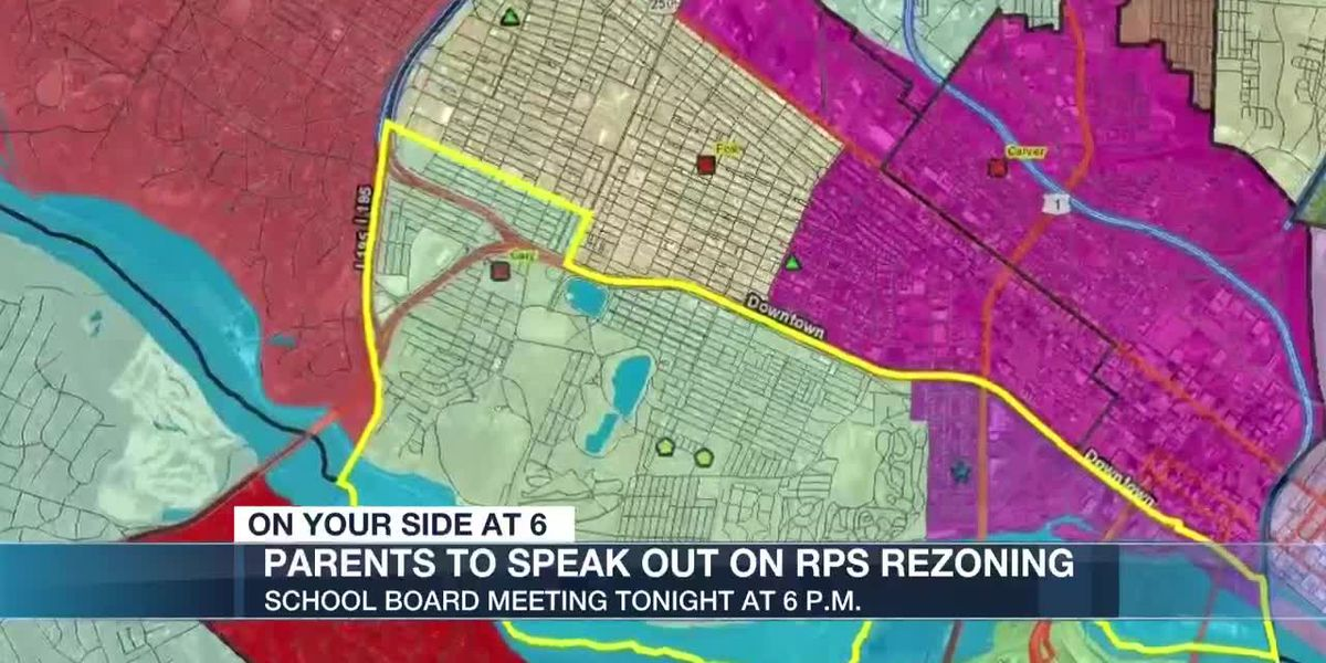 Parents to speak out on RPS rezoning