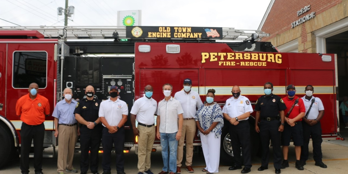 'This is an extraordinary renovation project': Petersburg fire station holds grand reopening