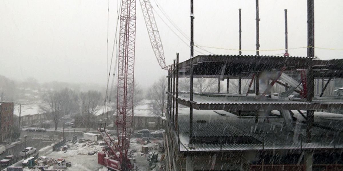 OSHA works with construction company to investigate crane collapse in downtown Charlottesville