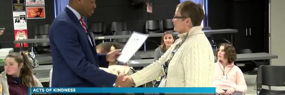 Behind the curtain: Theater teacher awarded for family-like atmosphere
