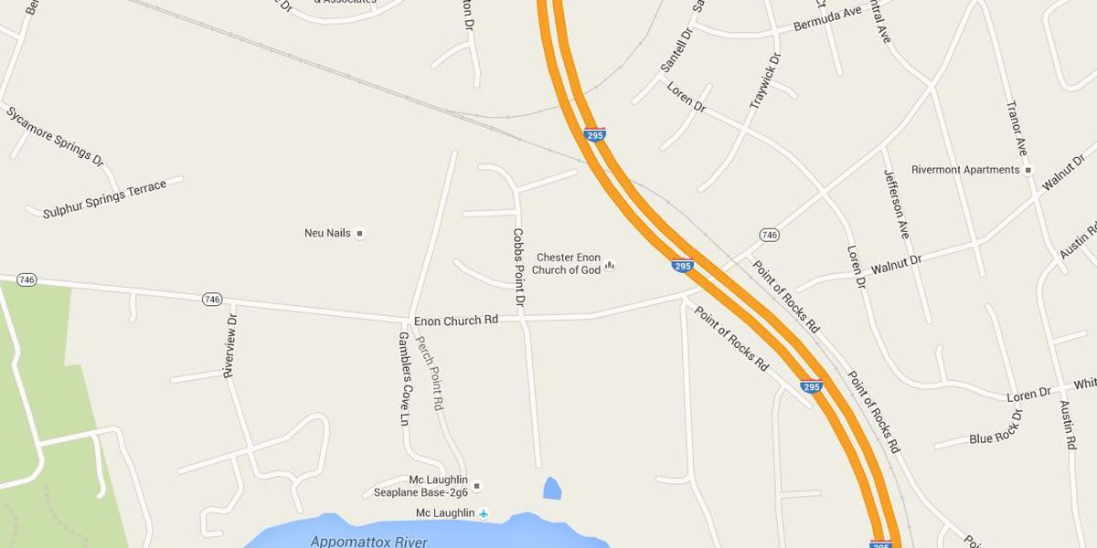 Police: Injuries involved in I-295 motorcycle accident in Chesterfield