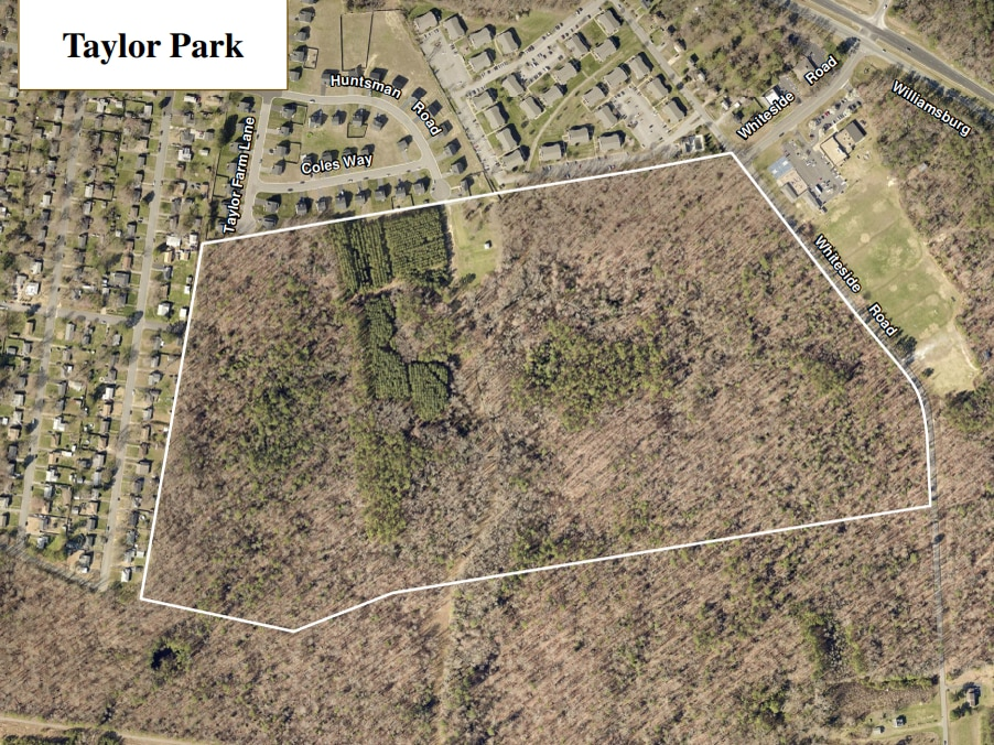 Public input on Henrico's future 'Taylor Park' expected in February