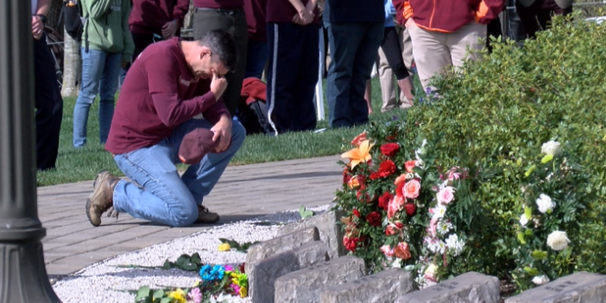 12 years after deadly shooting, Virginia Tech mourns and remembers