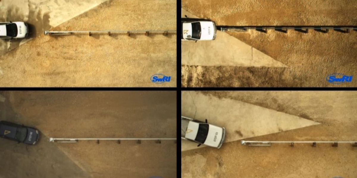 Controversial guardrail system passes most Virginia crash tests
