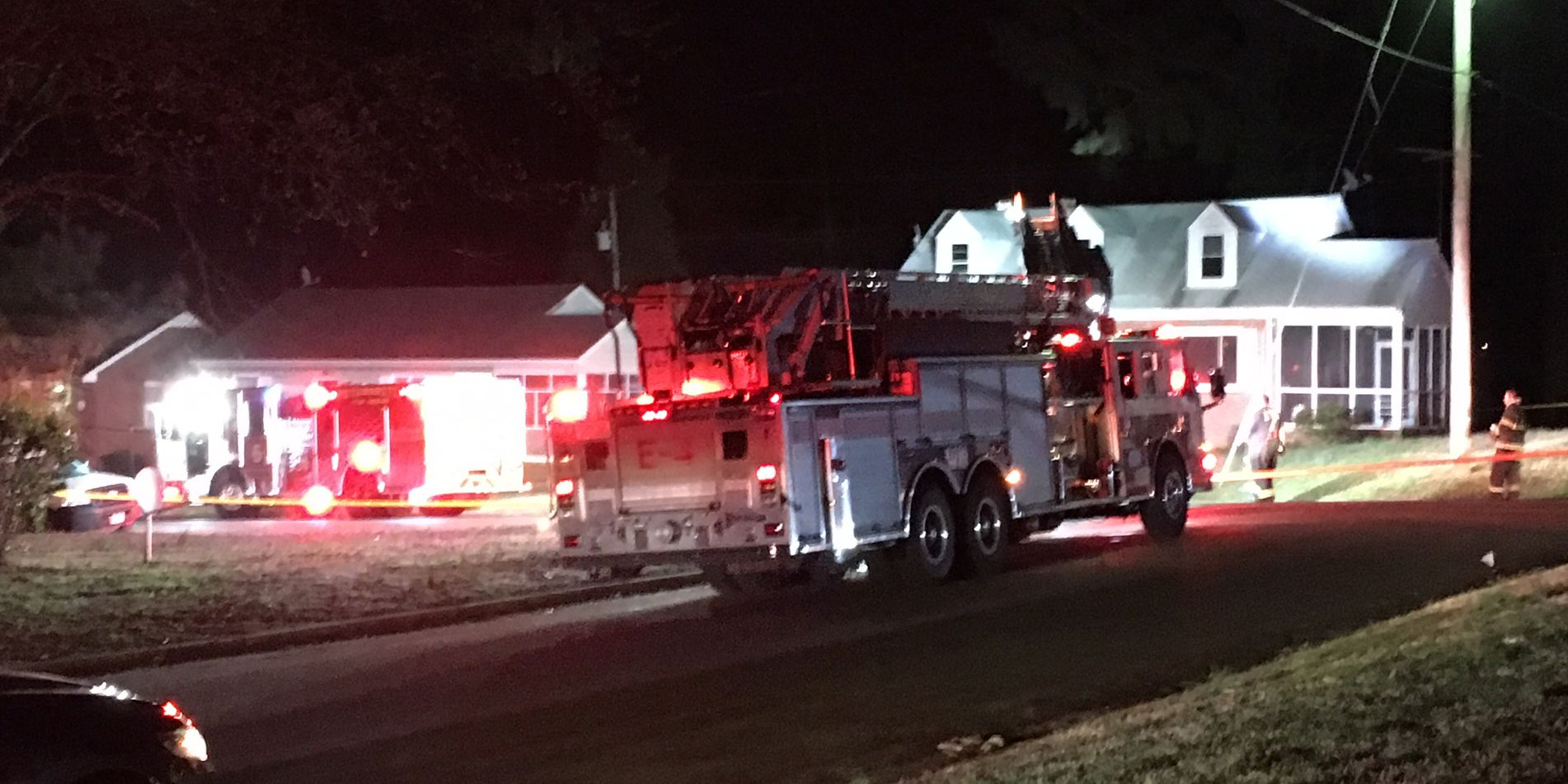 Man dies after being severely burned in Petersburg house fire; 1 victim still hospitalized