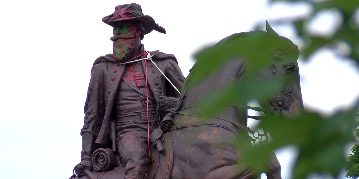 Descendant of J.E.B. Stuart wants statue at his birthplace