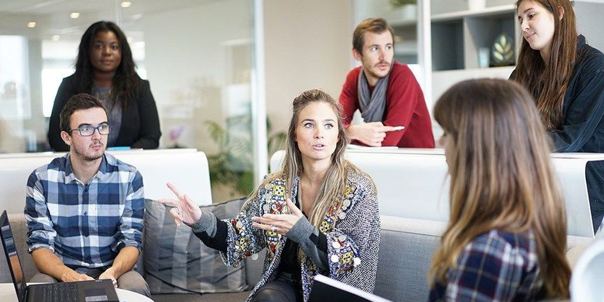 Study: 'Work family' leads to more successful work