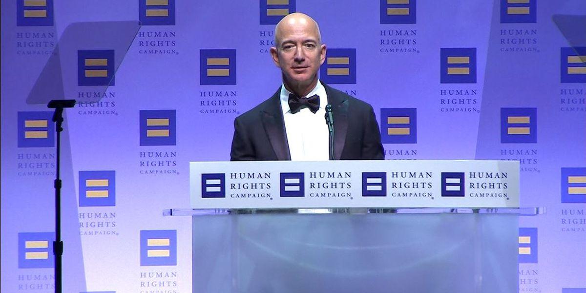 Jeff Bezos is the world's richest man again