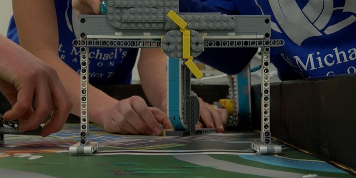 Richmond robotics team heading to world championship