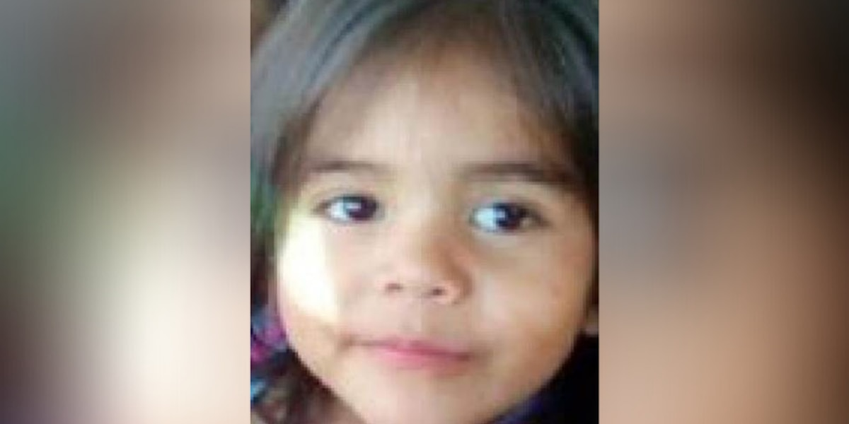 Amber Alert issued for missing Texas toddler