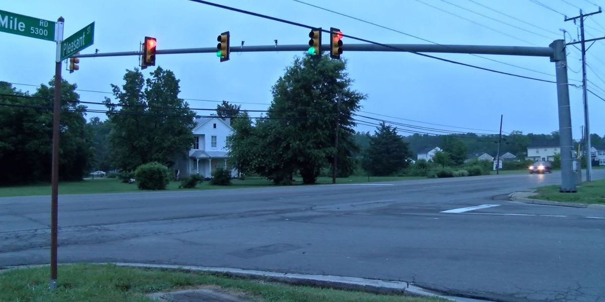 Man dies after run over by car at Henrico intersection