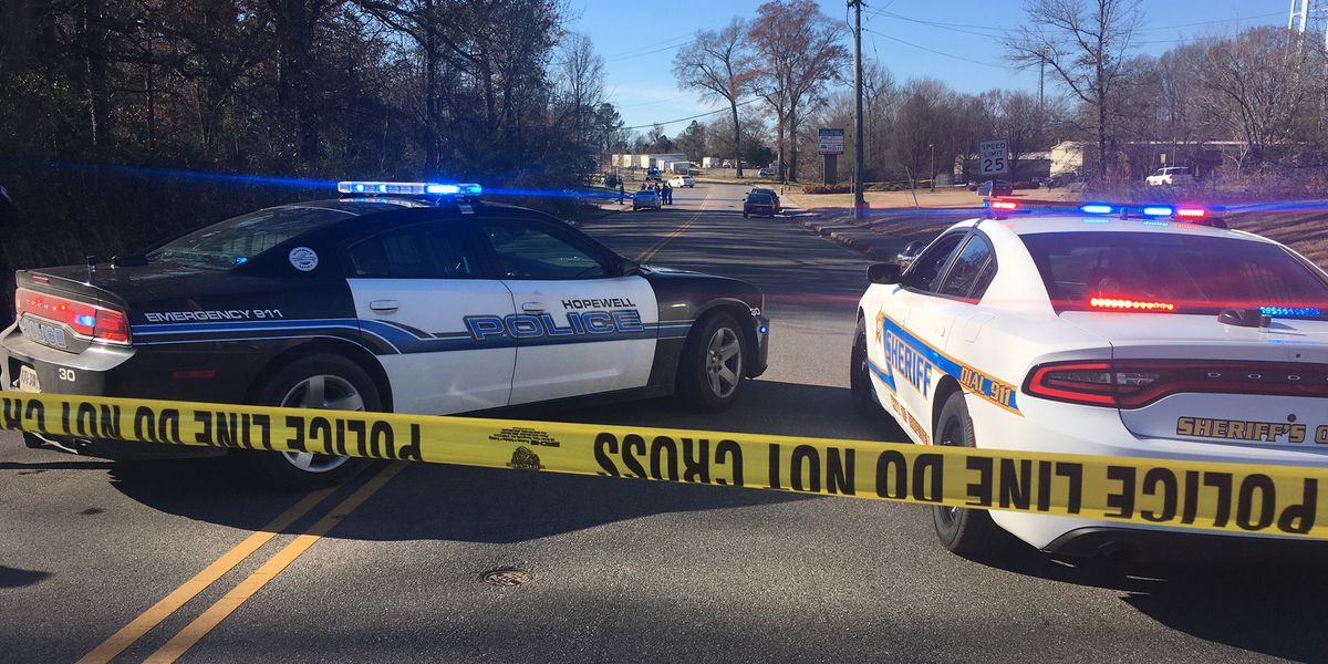 Hopewell police shoot, kill armed robbery suspect after she pulled gun