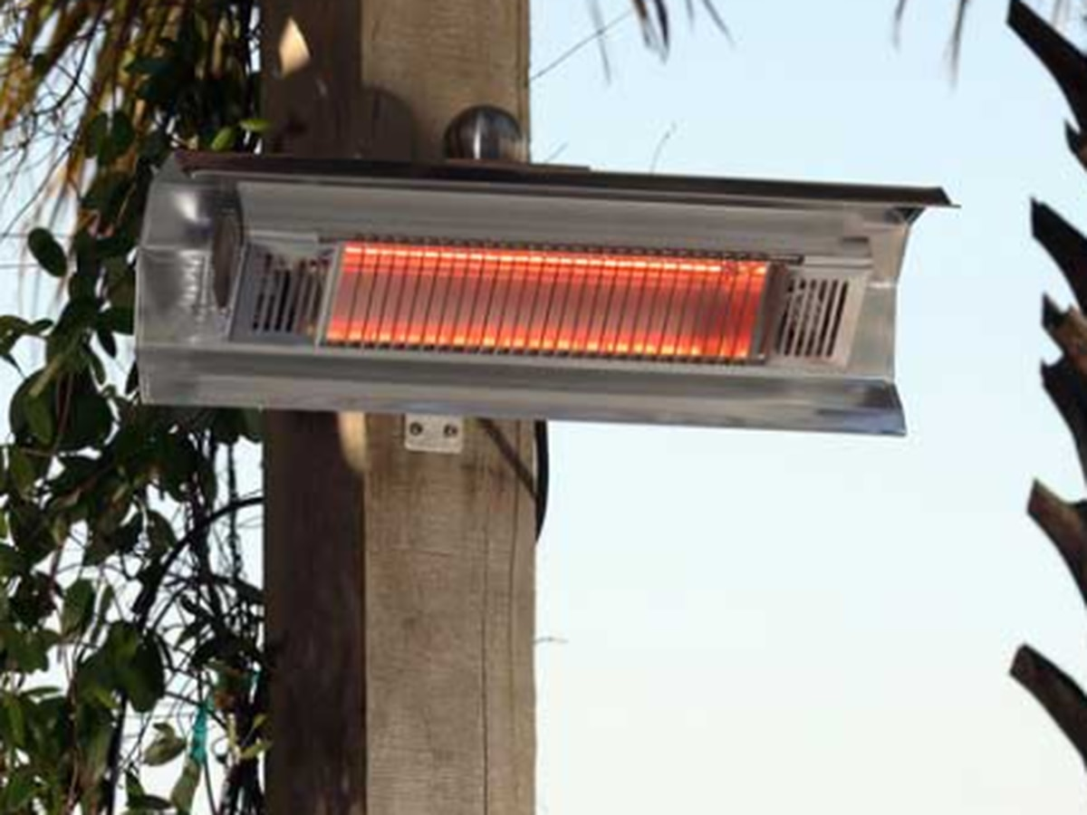 City of Richmond to distribute 200 outdoor heat lamps to small businesses
