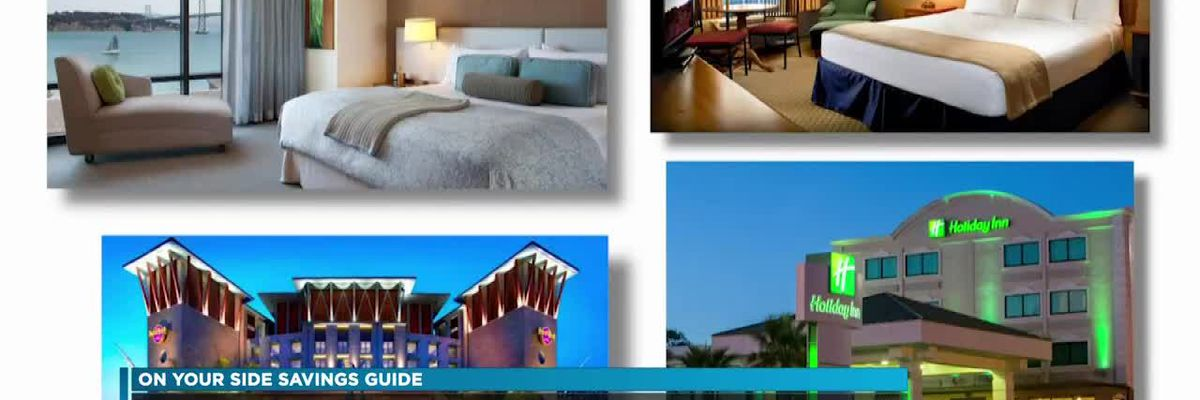 Tricks for saving money booking hotel rooms