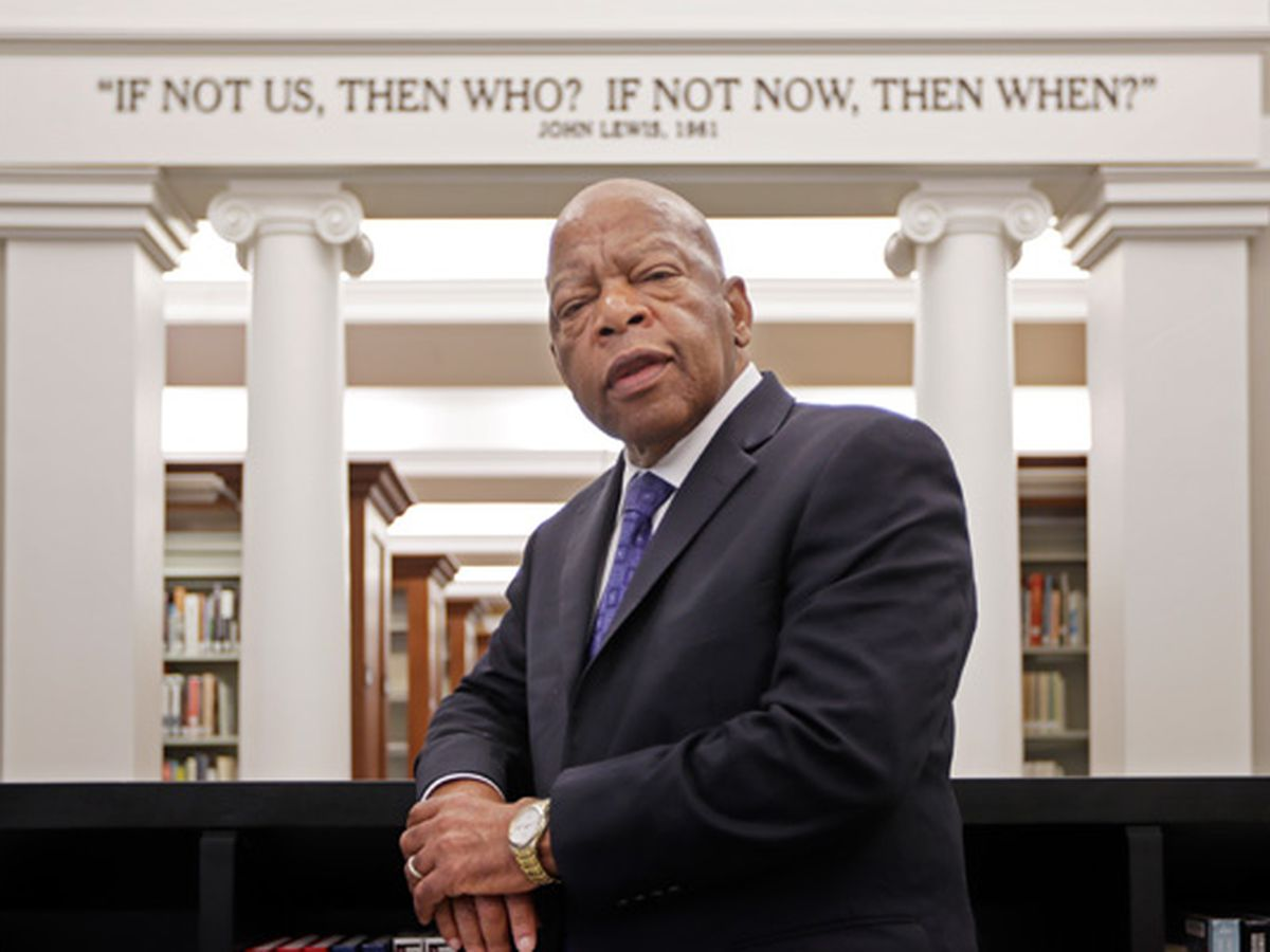 'His memory always makes me smile': Virginians remember John Lewis